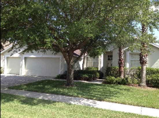 Spacious 4 Bedroom 3 Bathroom Pool Home in a Golfing Community. 111NW - Image 1 - Davenport - rentals