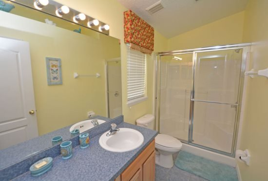 5 Bedroom 3.5 Bathroom Pool Home in Sandy Ridge. 403SRD - Image 1 - Davenport - rentals