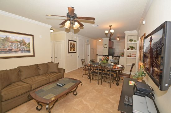 3 Bedroom 3 Bath Condo in Bella Piazza Resort. 910CP-322 - Image 1 - Davenport - rentals
