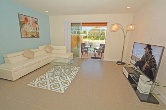 Modern 3 Bedroom 3 Bath Town Home with Splash Pool. 1515RC - Image 1 - Four Corners - rentals