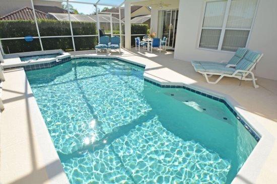 Renovated 5 Bedroom 3.5 Bath Pool Home in Tuscan Hills. 720BD - Image 1 - Davenport - rentals