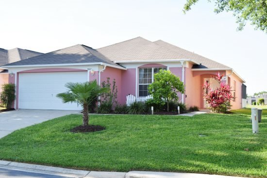 Disney Area 4 Bedroom Pool Home with Games Room. 907CC - Image 1 - Davenport - rentals
