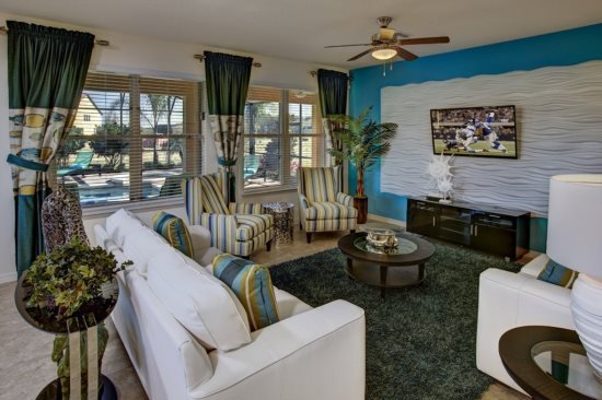 Superb 7 Bedroom 6 Bath Pool Home in West Haven. 1215YC - Image 1 - Davenport - rentals