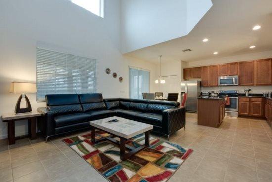 Modern 6 Bedroom 5.5 Bath Pool Home in Aviana Resort. 431CD - Image 1 - Davenport - rentals