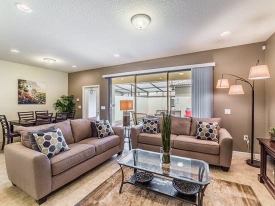 Beautiful 5 Bedroom 4.5 Bath Town Home with Games Room. 2031MD - Image 1 - Four Corners - rentals
