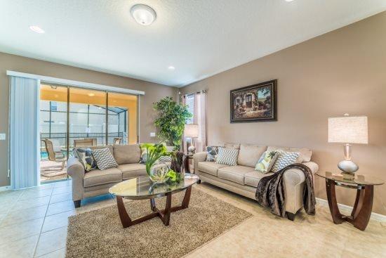 Stunning 6 Bedroom 4.5 Bath Resort Home at Windsor at Westside. 8920RS - Image 1 - Four Corners - rentals