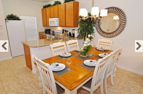 3 Bedroom Townhome In Bella Vida With Private Pool. 4571AL - Image 1 - Kissimmee - rentals
