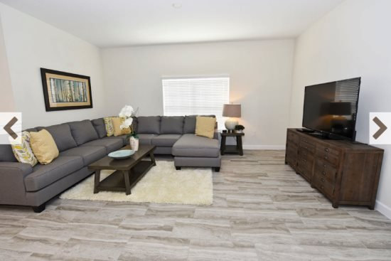Modern 4 Bedroom 4 Bath Town Home in Golf Resort. 1610MVD - Image 1 - Loughman - rentals