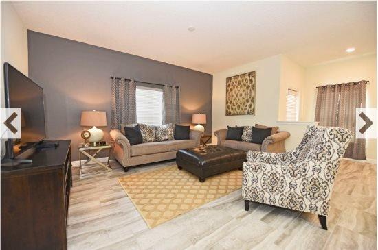 Championsgate Resort 5 Bedroom 4 Bath Townhouse. 1600MVD - Image 1 - Loughman - rentals