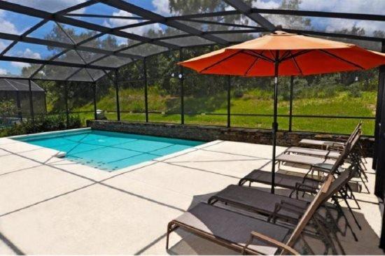 Stunning 5 Bedroom 4 Bathroom Pool Home in Aviana. 450VD - Image 1 - Davenport - rentals
