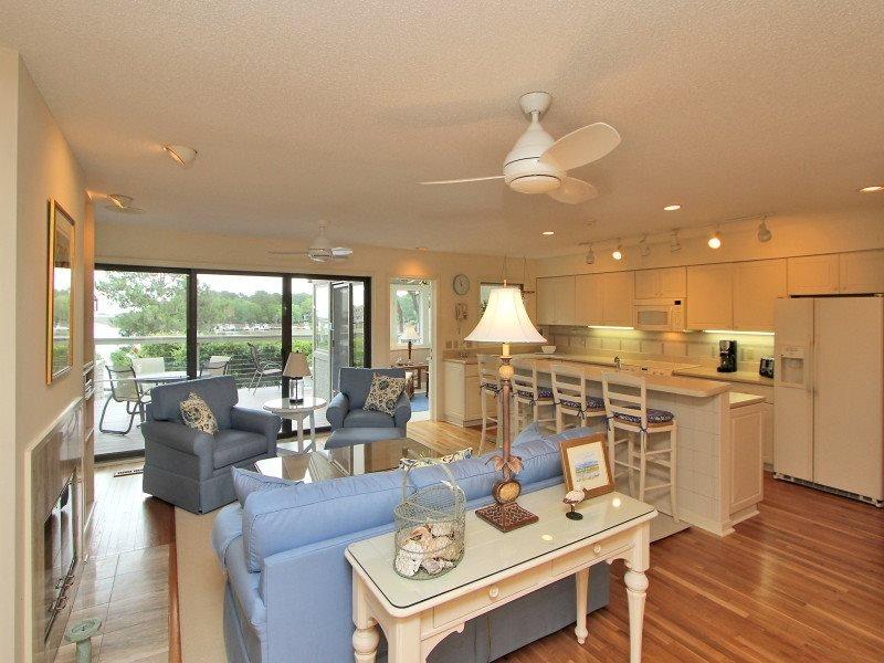 5 Braddock Cove Club - Image 1 - Sea Pines - rentals