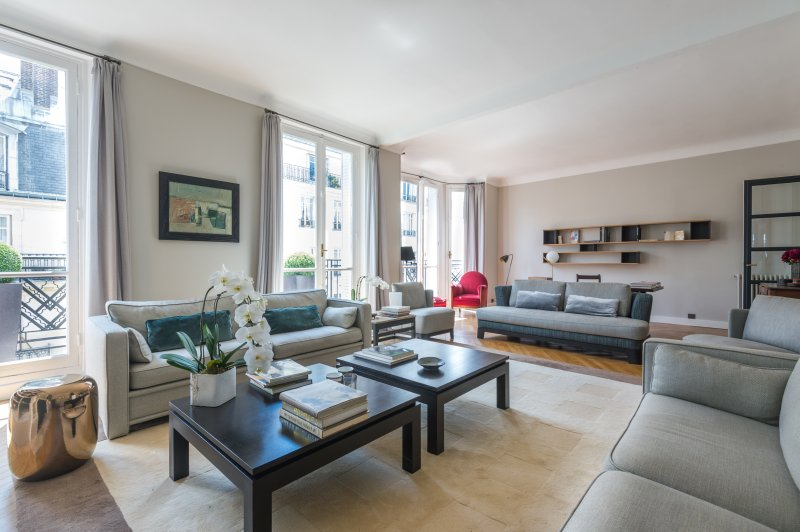onefinestay - Avenue Charles de Gaulle II  private home - Image 1 - Paris - rentals