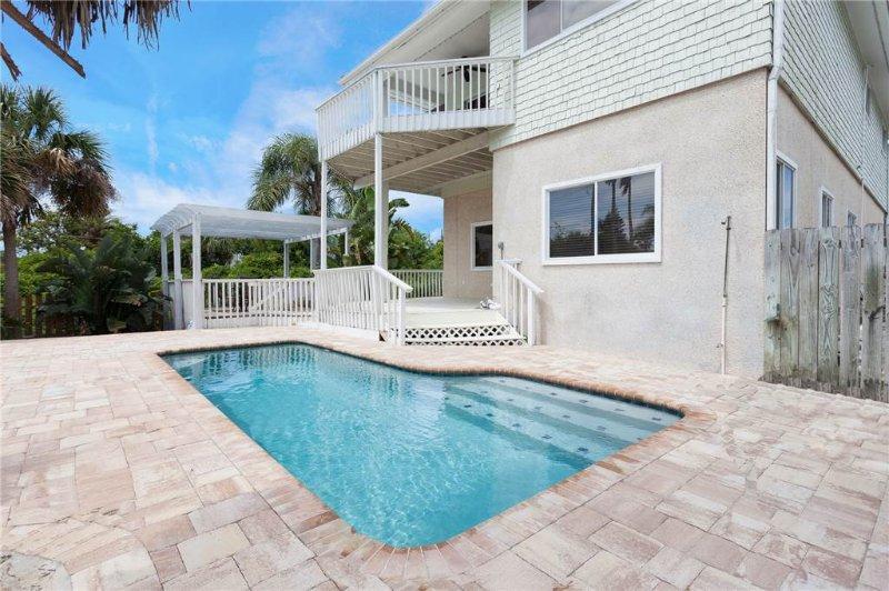 Dune Nuttin, 5 Bedrooms, Private Pool, Sleeps 12 - Image 1 - Saint Augustine - rentals