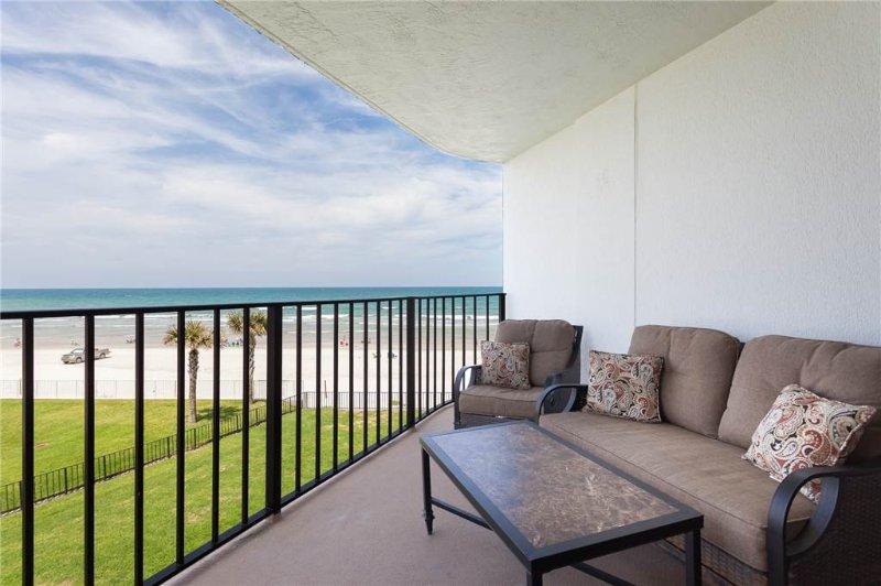 Sherwin Condos 301, 3rd Floor, Beach Front, Pools, Gym, Spa - Image 1 - Daytona Beach - rentals