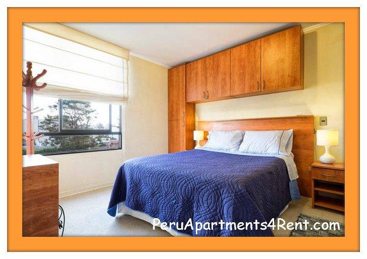 bedroom - Aparts. Condo club house close 6 block Larcomar - Lima - rentals