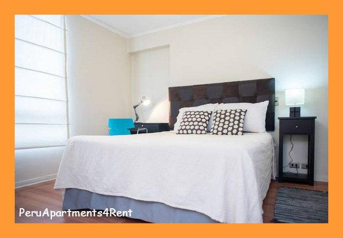 bedroom - Apartments in Miraflores. Great Condo ! - Lima - rentals
