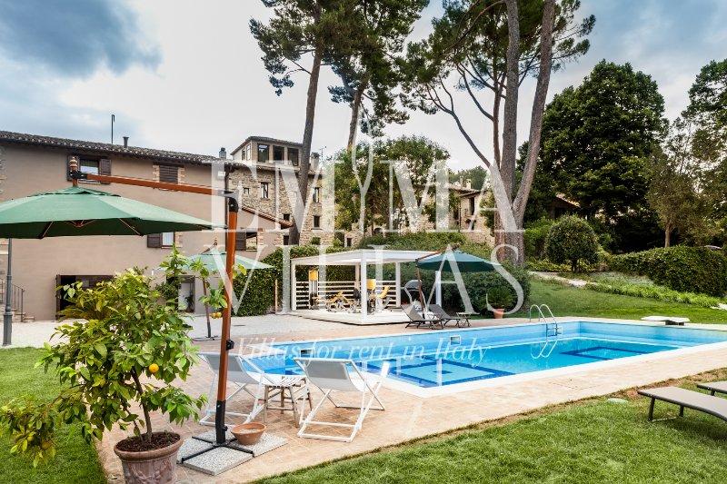 Teloni Villa 18+1 - Image 1 - San Severino Marche - rentals