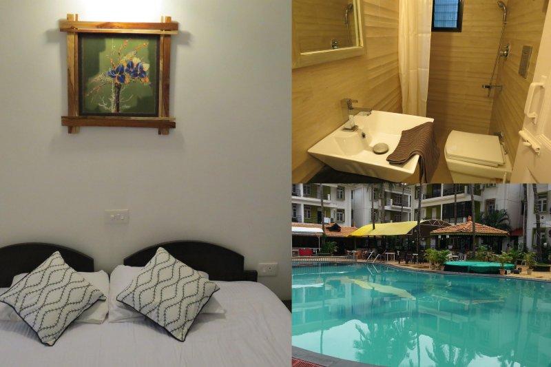 51) Private Apartment Alor Grande Candolim + WiFi - Image 1 - Candolim - rentals