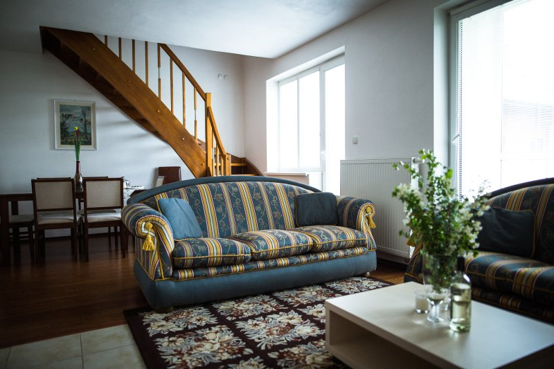 comfy living room - Park View Apartment WILI TATRY - Strelniky - rentals