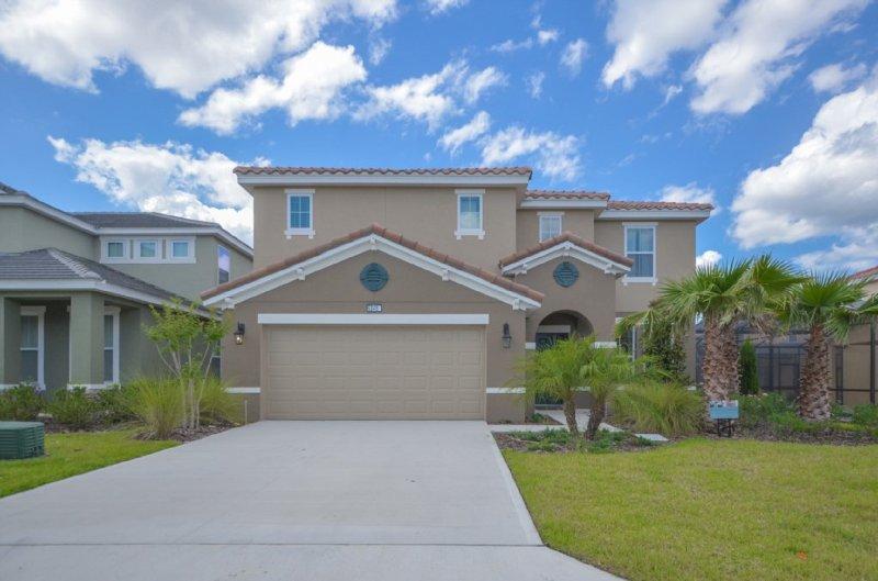 Solterra Resort 6Bd Pool Hm-Spa,GmRm,WiFi-Fr$230nt - Image 1 - Orlando - rentals