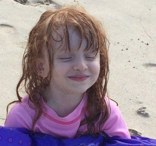 Happy Girl at Magic Sands Beach - Keauhou Condo near Kahaluu Beach Park - Kailua-Kona - rentals