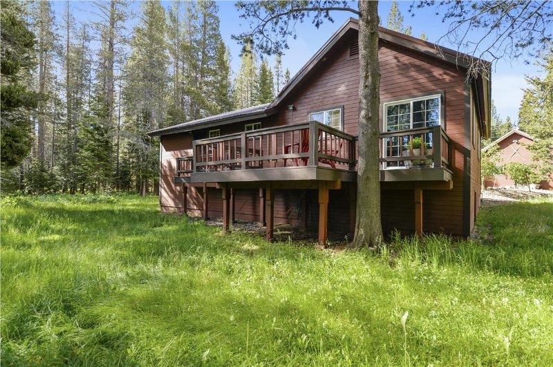 Northwoods Cabin - Image 1 - Truckee - rentals