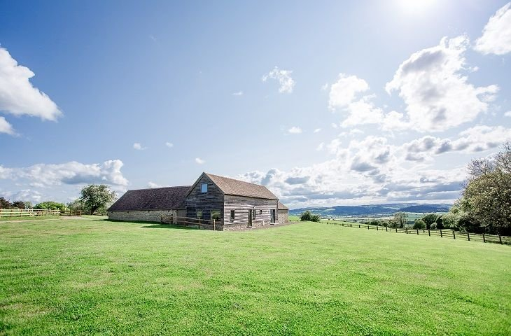 Wassell Barn - Image 1 - Craven Arms - rentals