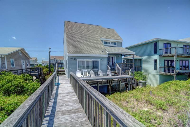 A SHORE THING - Image 1 - Topsail Beach - rentals