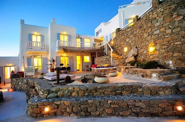 Seize the Amazing Views! - Image 1 - Mykonos - rentals
