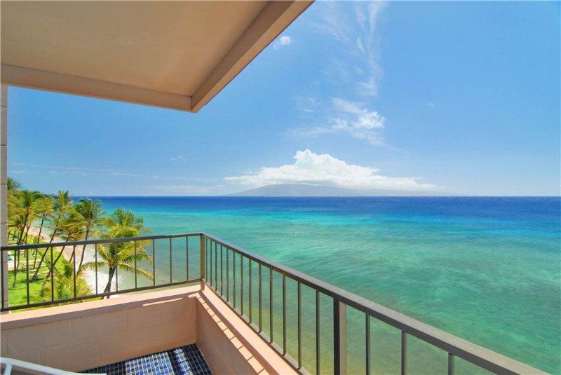 Maui Kai #701, Fabulous 1-Bdroom Corner Oceanfront - Image 1 - Ka'anapali - rentals