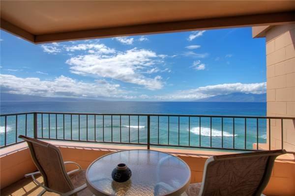 Maui Kai #801, Striking 1-Bdroom Corner Oceanfront - Image 1 - Lahaina - rentals