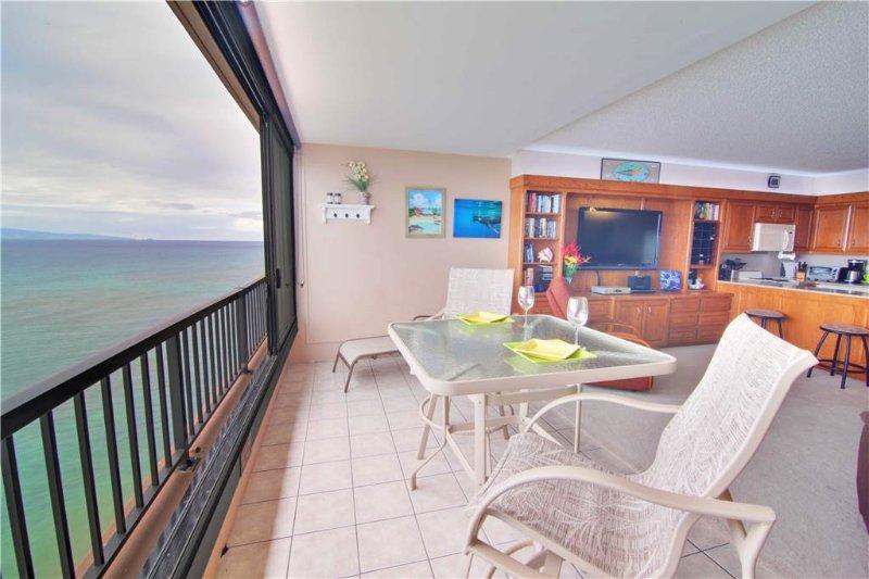Maui Kai #804, 1-Bdroom Oceanfront - Image 1 - Lahaina - rentals
