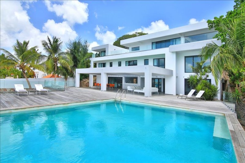 Beautiful 5 bedroom contemporary villa - Image 1 - Simpson Bay - rentals