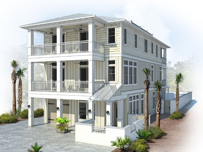 New Home Complete in Spring 2017 - Image 1 - Destin - rentals