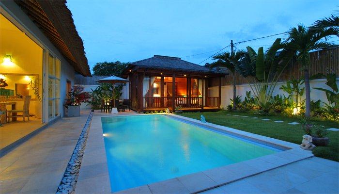 Villa Blue Pearl - #C5 Central Seminyak Oberoi 10mn walk villa - Seminyak - rentals