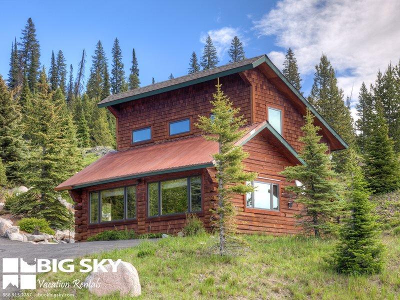 Big Sky Private Home | Washaki Cabin - Image 1 - Big Sky - rentals