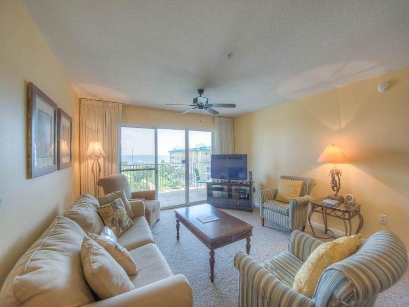Amalfi Coast Resort B415 - Image 1 - Miramar Beach - rentals