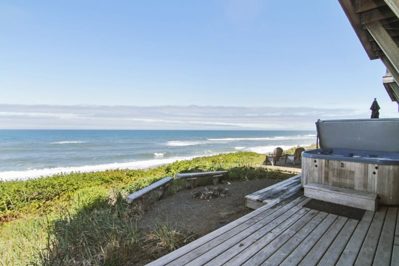 Sea It All~ Oceanfront Vacation Rental - Image 1 - Lincoln Beach - rentals