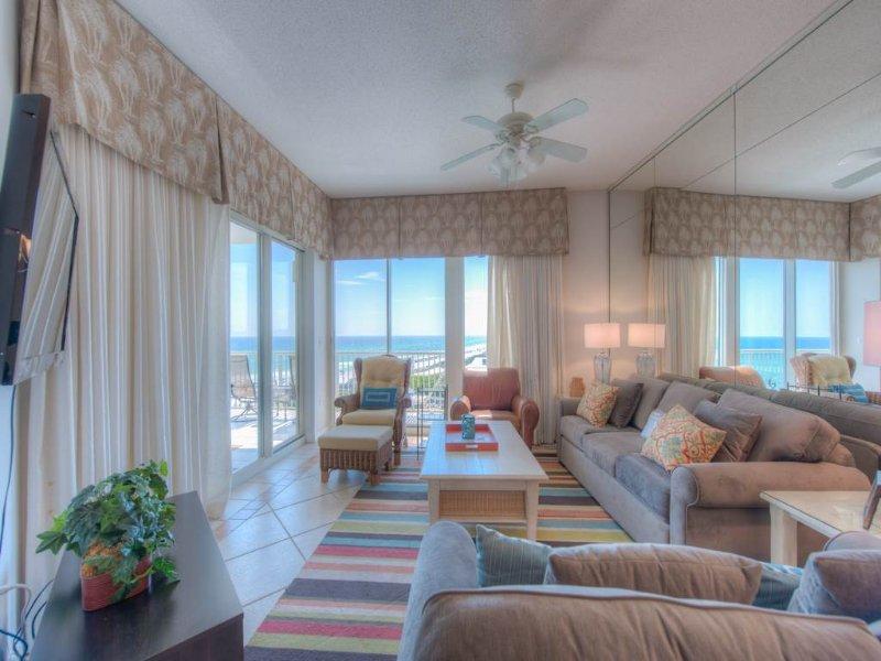 Crescent Condominiums 406 - Image 1 - Miramar Beach - rentals