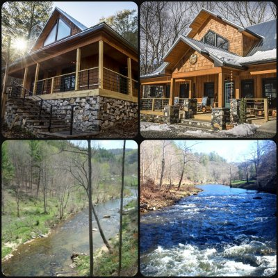 A River Mist Collection (4 Bedrooms) - Image 1 - Boone - rentals