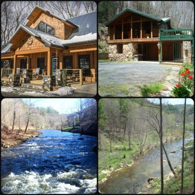 A River Mist Collection (5 bedrooms) - Image 1 - Boone - rentals