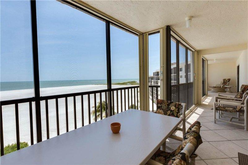 Carlos Pointe PH1, Penthouse 4 Bedrooms, Gulf Front, Heated Pool, Sleeps 10 - Image 1 - Survey Creek - rentals