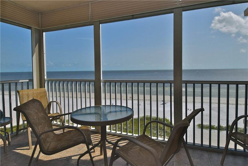 Gateway Villa 794, 2 Bedrooms, Gulf Front, Elevator, Heated Pool, Sleeps 6 - Image 1 - Fort Myers Beach - rentals