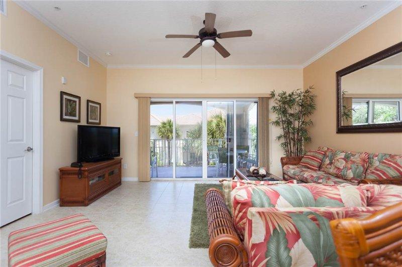 Villas Ocean Gate 208, Resort View, 2 Pools, Sleeps 6 - Image 1 - Saint Augustine - rentals