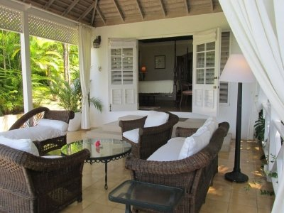 Cozy 4 Bedroom Villa with Private Plunge Pool in Round Hill - Image 1 - Hope Well - rentals