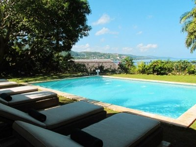 Romantic 2 Bedroom with Private Pool in Round Hill - Image 1 - Hope Well - rentals