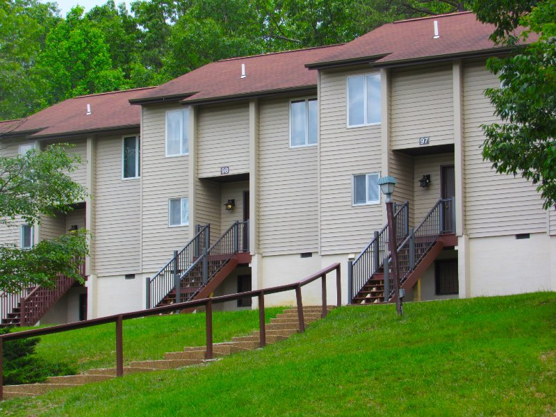Mountainside Villas at Massanutten - Mountainside Villas 2 Bedroom w/ Sauna-Jacuzzi - Massanutten - rentals