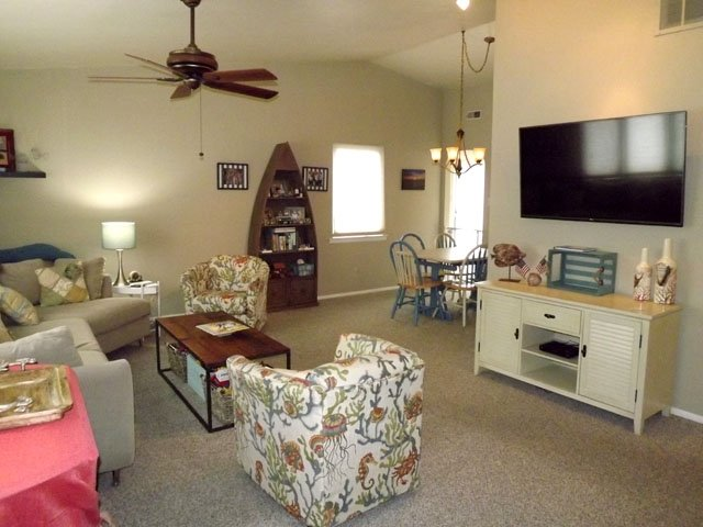 COMFORTABLE PET FRIENDLY TWIN 131897 - Image 1 - Cape May - rentals