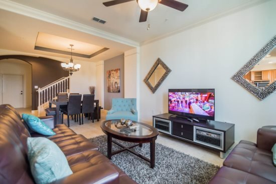 Stunning 4 Bedroom 3.5 Bath Townhome in Waterstone Community. 2664BVD - Image 1 - Davenport - rentals