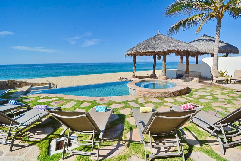 Stunning 4BD Beachfront House - Image 1 - San Jose Del Cabo - rentals